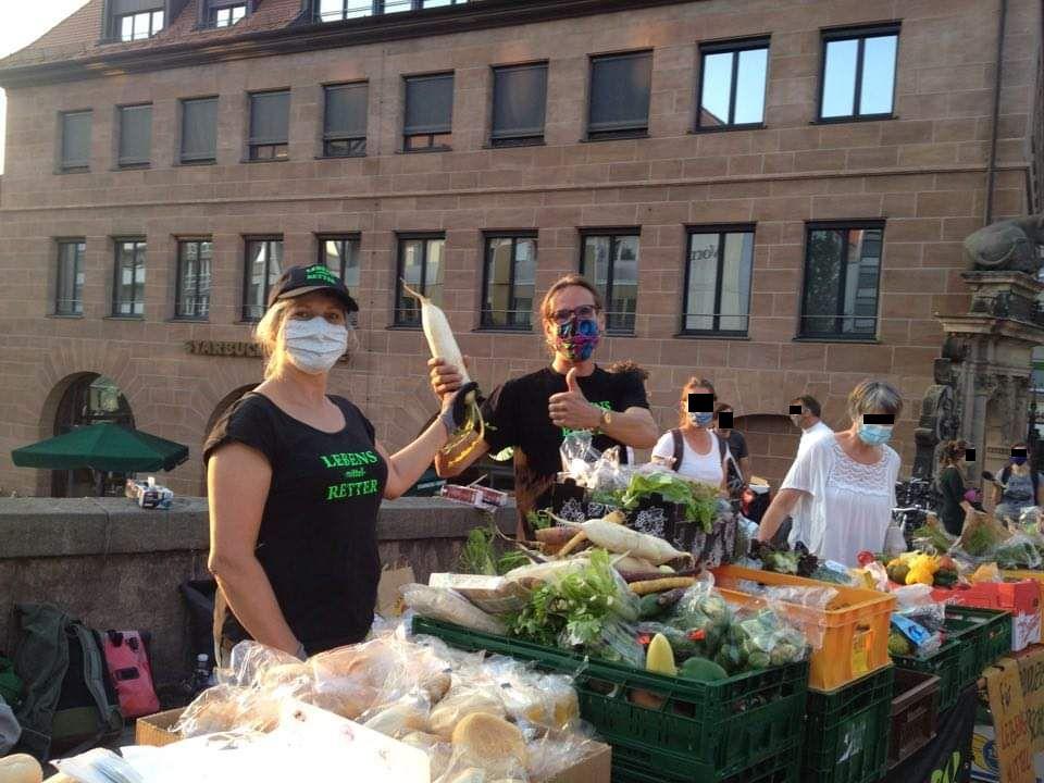 Lebensmittel Retten Nürnberg